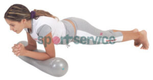 Yoga and pilates rollers