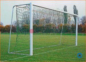 5x2m Jalgpalliväravad
