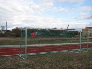 Jalgpallivärav 3x2m vabaltseisvad, terasest
