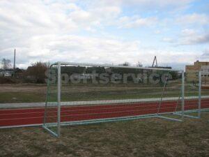 Jalgpalliväravad 5x2m vabaltseisvad, terasest