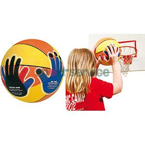 Käejälgedega korvpall