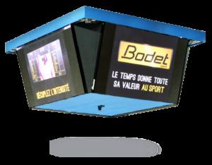 Video cube