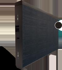 LED perimeter display
