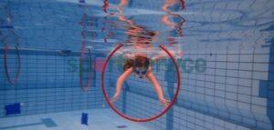 Slaalom sukeldumis mäng