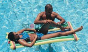 Ujumisnuudli hoidja-otsik