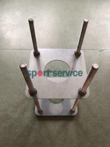 Korvpalli konstruktsiooni ankur