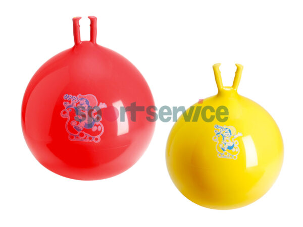 Hüppepall OPPY(lahtine käepide)
