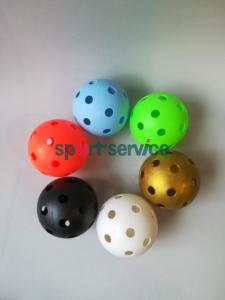 Saalihoki pallid, erinevad värvid